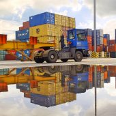 Port Klang: Malaysia's largest port is expected to rank among the top ten in the world